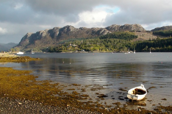 Plockton, Ross-shire, Scotland