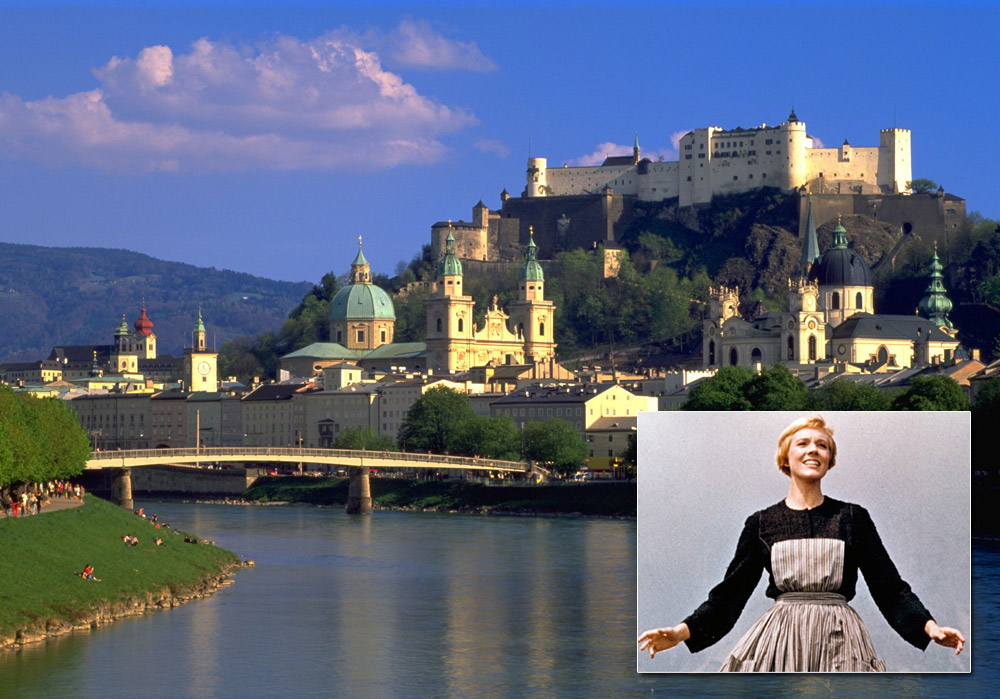 &lt;b&gt;Salzburg, Austria&lt;/b&gt;