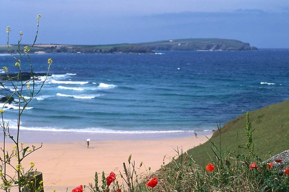 Trevone Bay