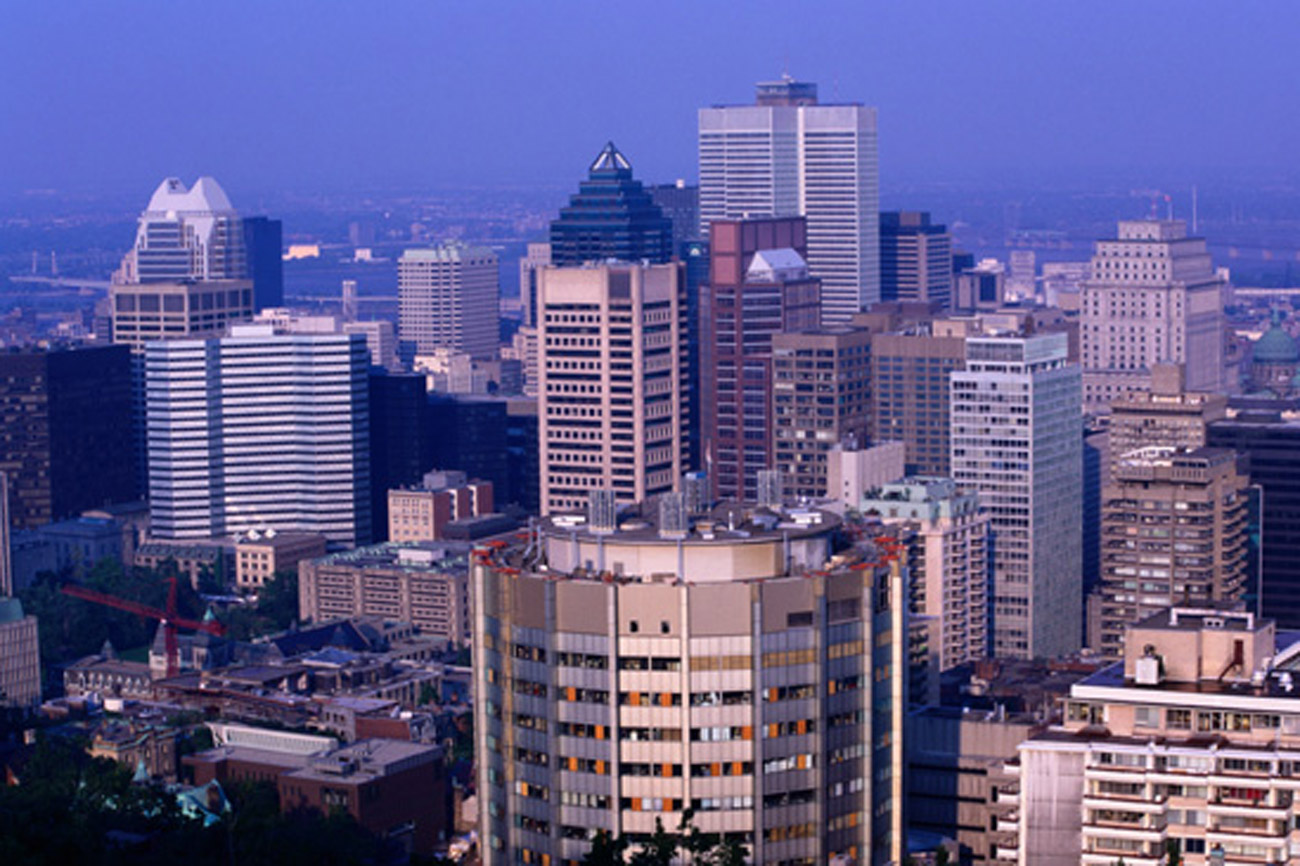 &lt;b&gt;Montreal, Quebec&lt;/b&gt;