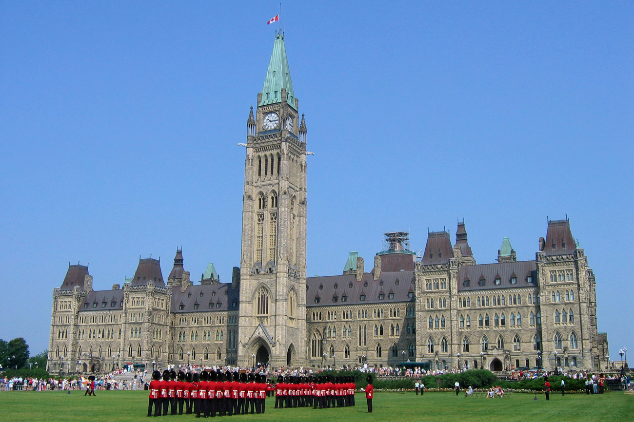 &lt;b&gt;Parliament Hill, Ottawa&lt;/b&gt;