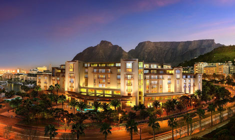 Experience a 'walk-in wine list' at the One&Only Cape Town resort