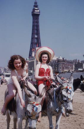 Vintage Blackpool