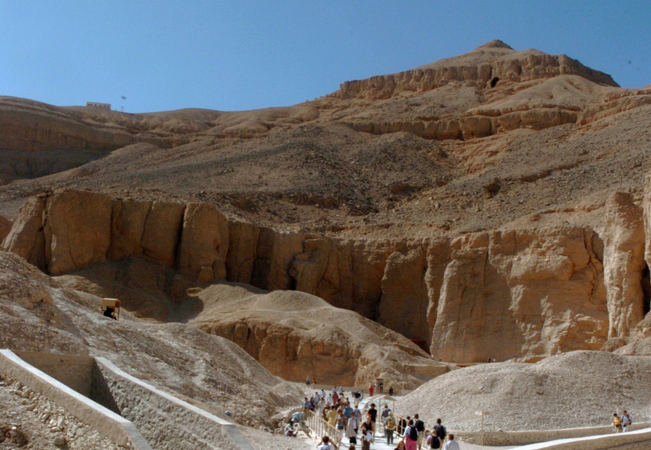 <b>The Valley of the Kings</b>