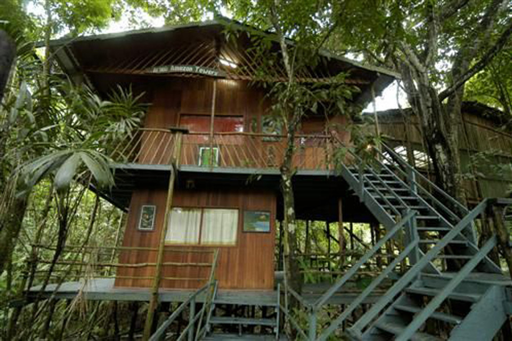 Ariau Towers, Amazon Rainforest