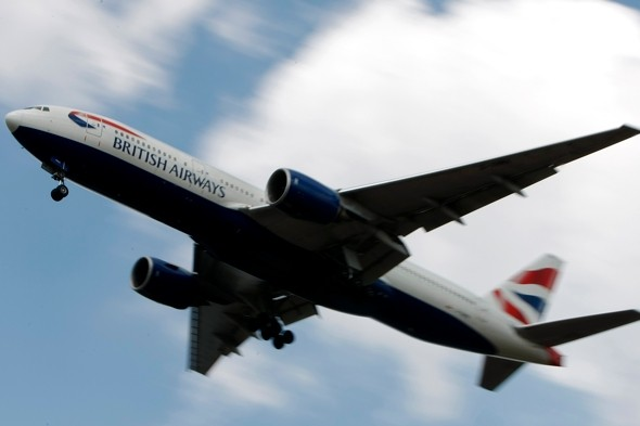'Topless cabin crew pool parties' threatening BA flights