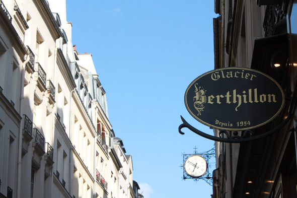 Tickle your tastebuds at Berthillon