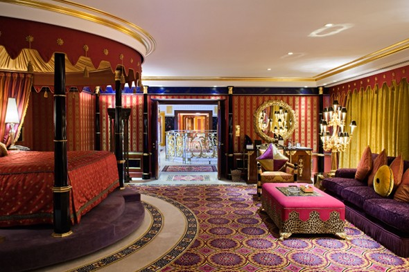 The Royal Suite, Burj Al Arab, Dubai