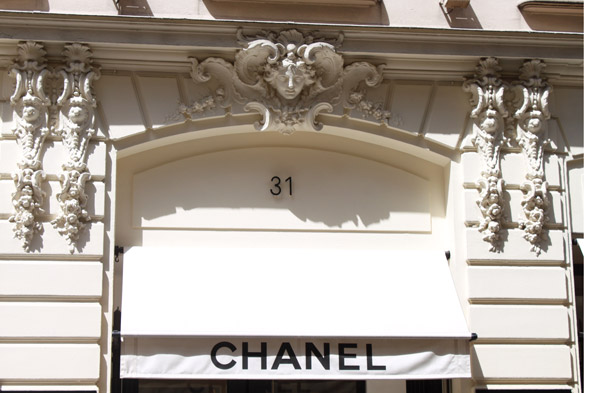 Indulge yourself with Chanel