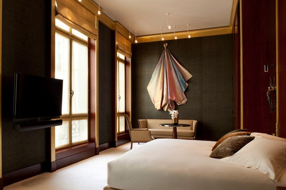 Imperial Suite, Park Hyatt Vendome, Paris