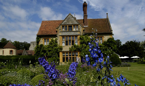 Take a food and wine course at Le Manoir