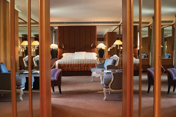 The Royal Armleder Suite, Le Richemond, Geneva