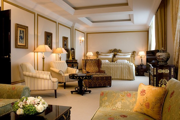 The Ritz-Carlton Suite, Ritz-Carlton, Moscow