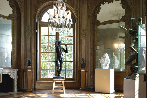 Make for the Musee Rodin