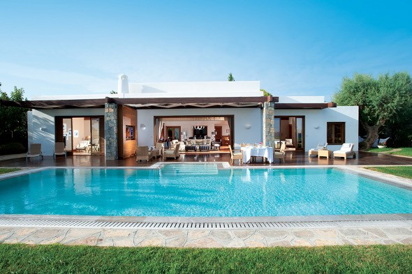 The Royal Villa at Grand Resort Lagonissi, Athens