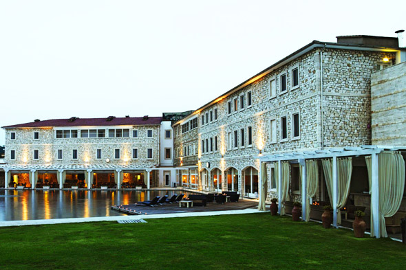 Terme di Saturnia Spa & Golf Resort, Tuscany, Italy