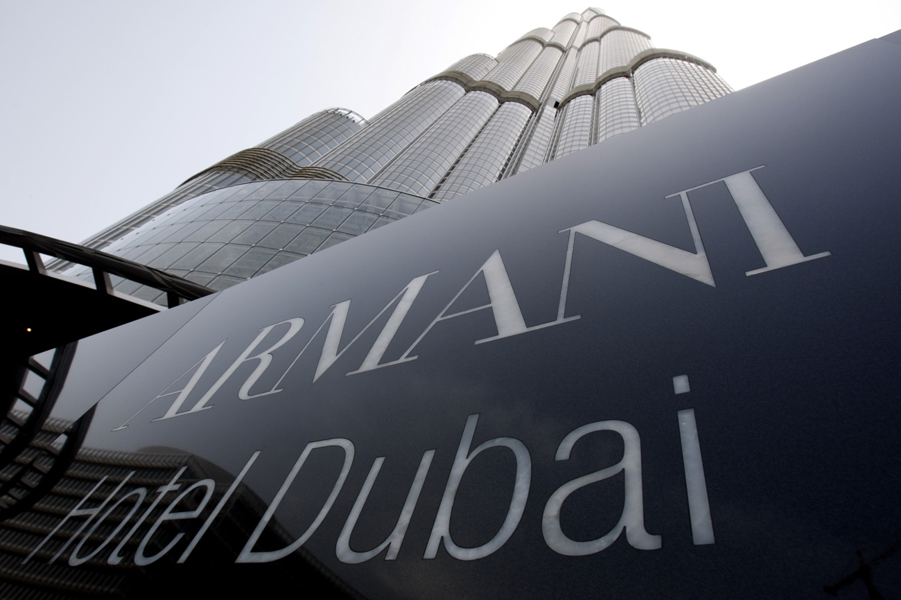 &lt;b&gt;Armani Hotel, Dubai&lt;/b&gt;