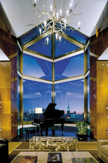 The Ty Warner Penthouse, Four Seasons, New York
