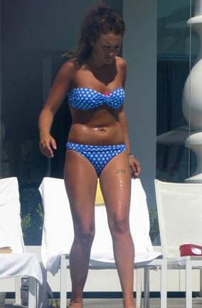Lacey Turner in Florida