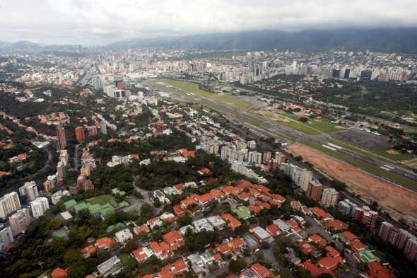 Caracas Airport, Venezuela