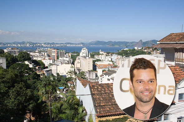 Ricky Martin, Angra dos Reis, Brazil