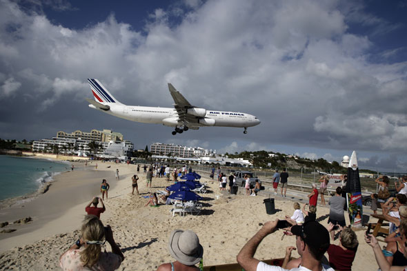 Princess Julianna Airport, St Maarten