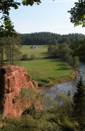 Gauja National Park, Latvia