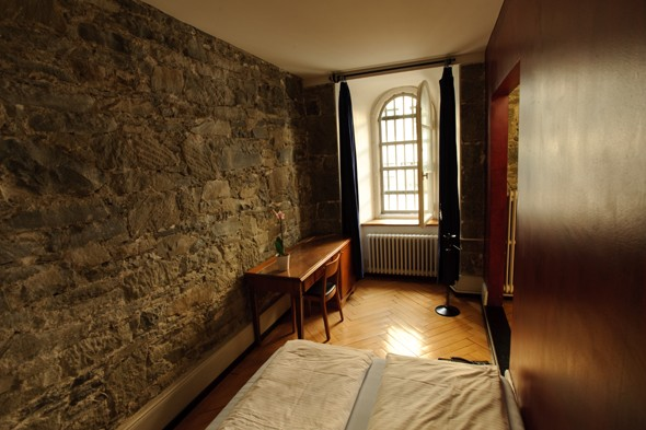 Jailhotel, Lucerne, Switzerland