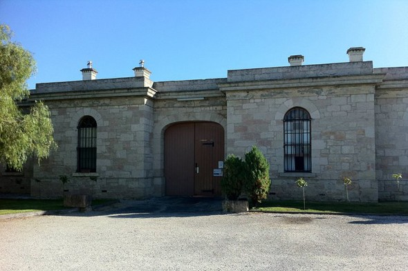 The Old Mount Gambier Gaol, South Australia, Australia