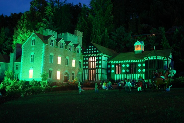 Have a miniature celebration in Devon