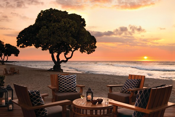 Beach Tree, Four Seasons Hualalai, Hawaii