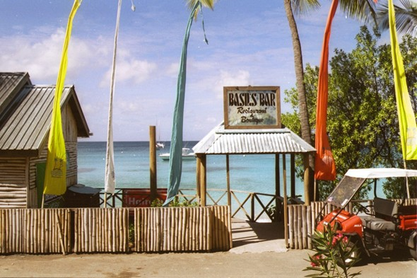 Basil's Bar, Mustique