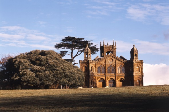 Gothic Temple, Buckinghamshire