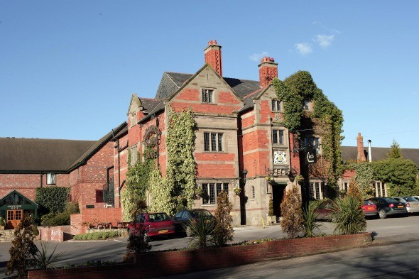 Grosvenor Pulford Hotel and Spa, Cheshire