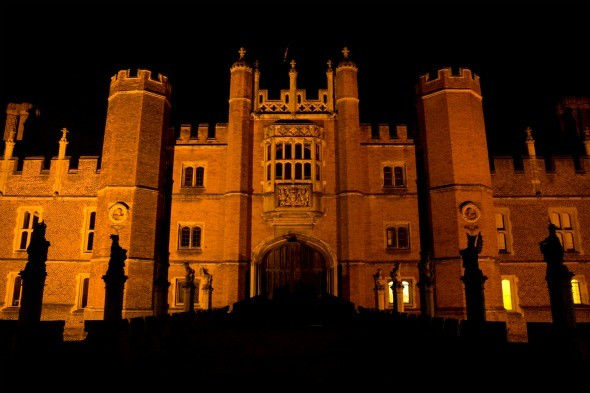 Take a Halloween Tour at Hampton Court Palace