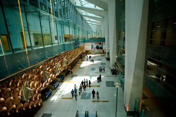 Indira Gandhi International Airport, New Delhi, India