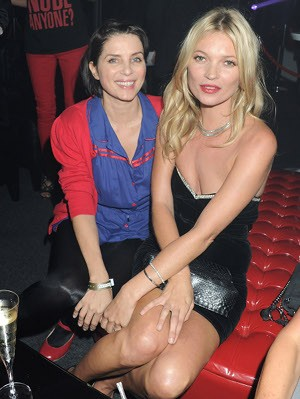 Kate Moss and Sadie Frost go house-hunting in Jamaica