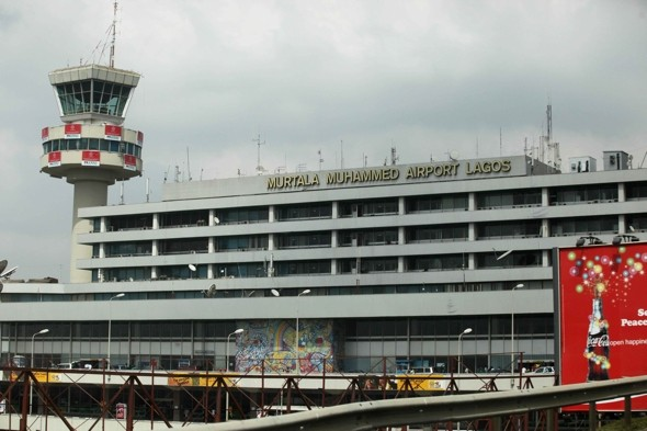 Mutala Muhammed International Airport, Lagos, Nigeria