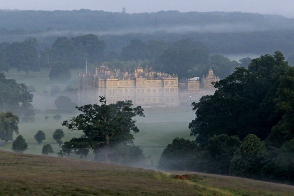 See a ghost or two at Longleat, Wiltshire