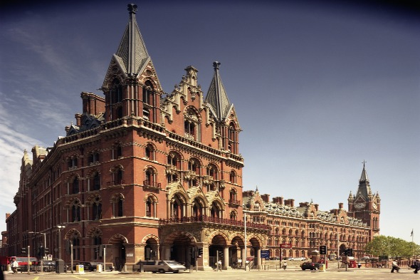 St Pancras Hotel, London