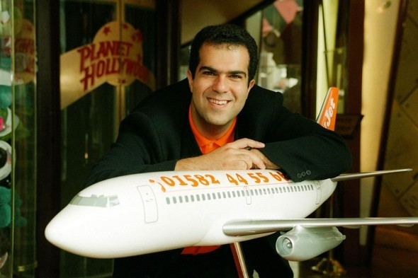 Stelios' new airline Fastjet to take on BA and Virgin in transatlantic routes?