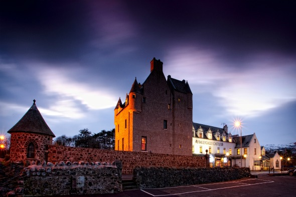 Go on murder mystery weekend in Northern Ireland
