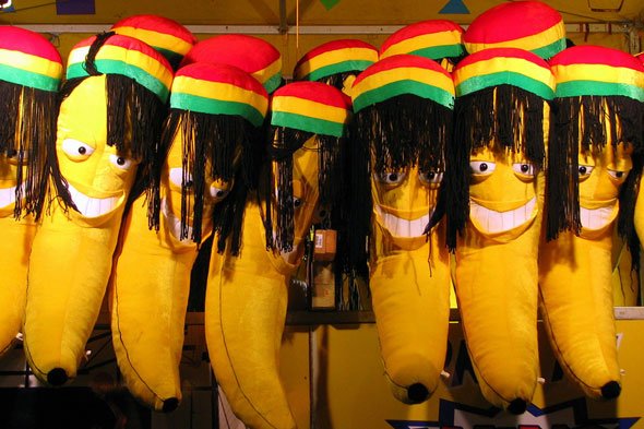 Jamaican bananas, Nashville, Tennessee