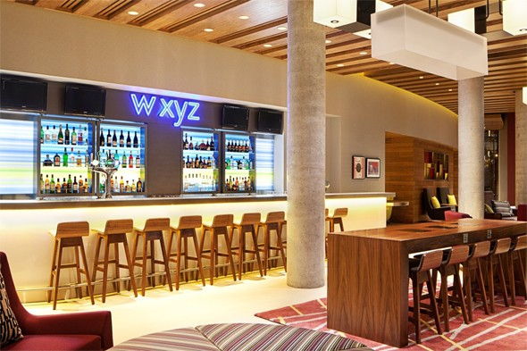Best for affordability: Aloft London Excel
