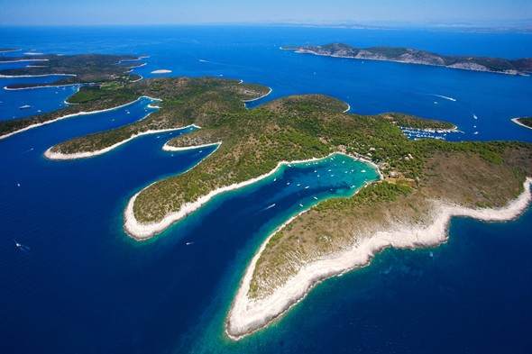Check out the Pakleni Islands