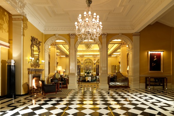 Best for luxury: Claridge's