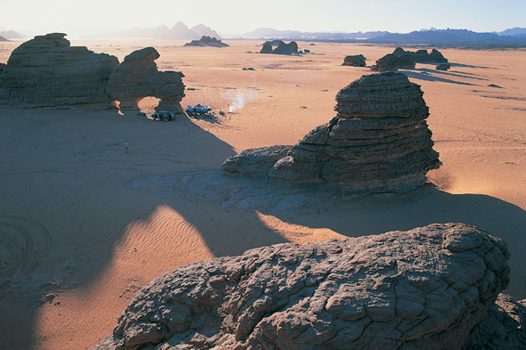 Do you recognise this barren landscape?