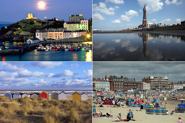 Oh, we do like to be beside the seaside...