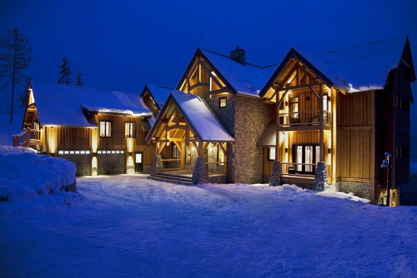 New ski chalet holidays