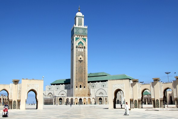 Enjoy a spot of golf and culture in Casablanca